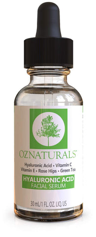 OZ Naturals- Hyaluronic Acid Skin Serum Clinical Strength 30ml
