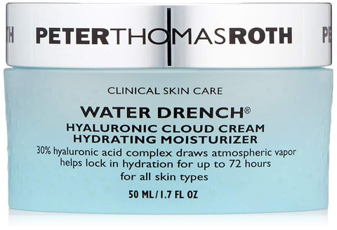 Peter Thomas Roth  Water Drench Hyaluronic Cloud Cream Hydrating Moisturiser - Beautyshop.ie