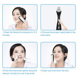 Advanced Blackhead Remover with 65KPA Strong Suction 8 Multi-Functional Probes, Cold/Hot Compress - Beautyshop.ie