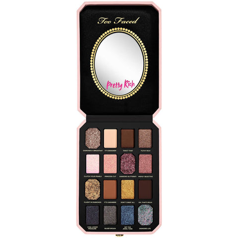 Paleta cieni do powiek Too Faced Pretty Rich