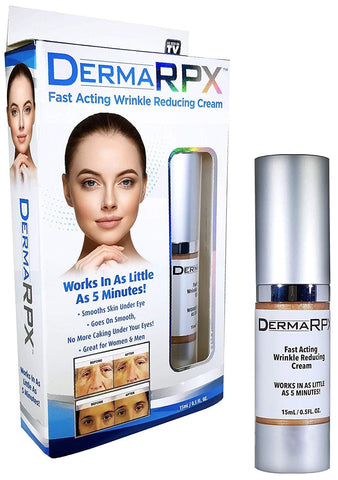 Derma RPX Fast Acting Wrinkle Reducing Cream - New