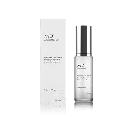 MD3 D-ráncos peptidkrém - 1oz / 30ml