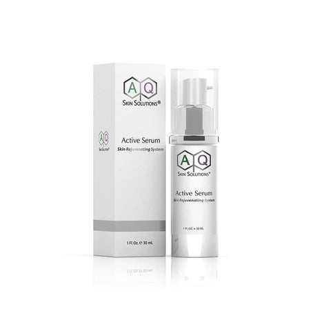Sérum actif GF AQ Skin Solutions - 30 ml