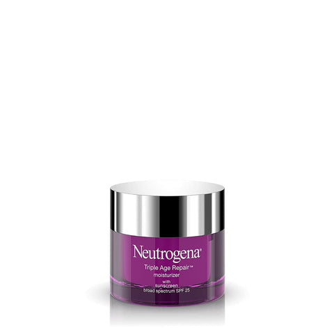 Neutrogena Triple Age Repair Anti-Aging Daily Facial Moisturizer med SPF 25 (50 ml) - Beautyshop.ie