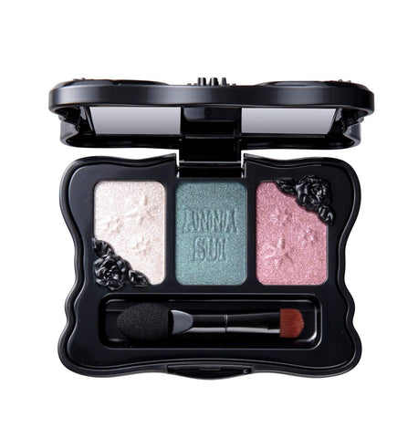 Anna Sui Eye Color Trio 03 Mysterious Lady, 2.5g