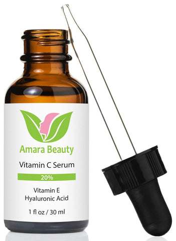 Amara Beauty Vitamin C Serum do twarzy 20% (30ml) - Beautyshop.ie