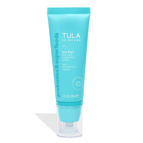 TULA Probiotic Skin Care Face Filter Blurring and Moisturizing Primer - праймер для размытия и увлажнения кожи - 30 мл - Beautyshop.ie