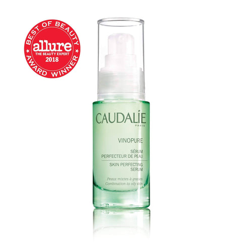 CAUDALIE Vinopure Natural Salicylic Acid Pore Minimizing Serum - Beautyshop.ie