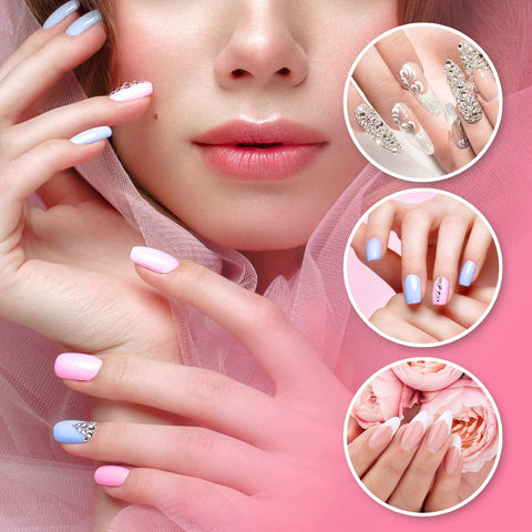 Professional Acrylic Nail System - Beautyshop.ie