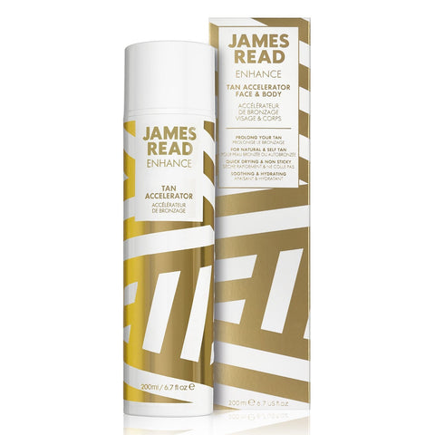 JAMES READ Tan Accelerator Face & Body 200ml