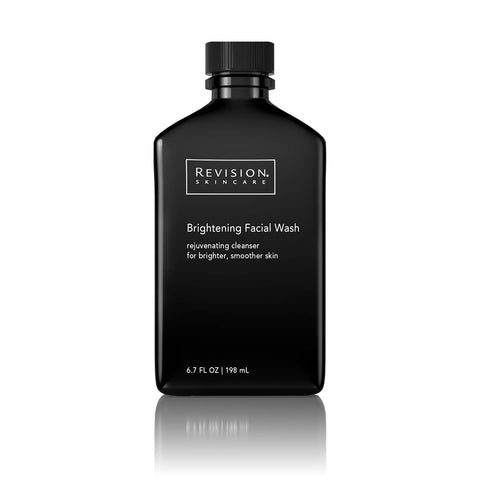 Revision Brightening Facial Wash - Anti-Aging Rejuvenating Cleanser 6.7 oz