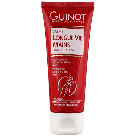 Guinot Longue Vie Mains Multi Action Vital rankų priežiūra 75ml / 2.2 fl.oz.