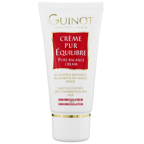 Guinot Purifying Crème Pur Equilibre Pure Balance Cream 50ml / 1.8 oz.