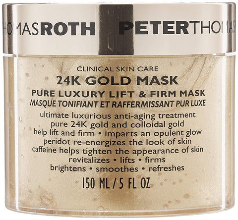 Peter Thomas Roth 24K Gold Pure Luxury Lift y mascarilla firme, 150ml