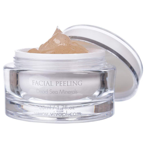 Vivo Per Lei Aurpegiko Peeling Gel - (50ml) - Beautyshop.ie