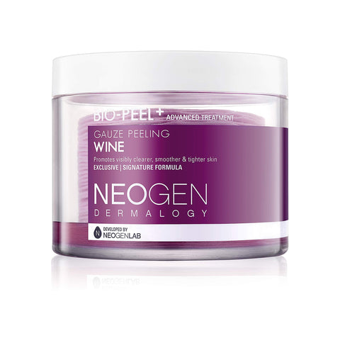 NEOGEN DERMALOGY BIO - Peel Gauze Peeling Wine 30 Count, 200ml de NEOGEN DERMALOGY - Beautyshop.ie