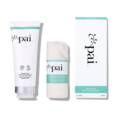 Pai Skincare Organic Camellia and Rose Gentle Hydrating Cleanser, 200 ml - Beautyshop.lt