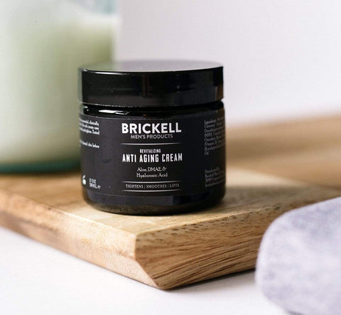 Brickell Men's Organic Revitalizing Anti-Aging Cream (59ml)