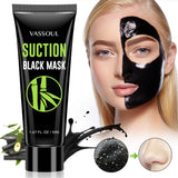 Blackhead Suction Black Mask