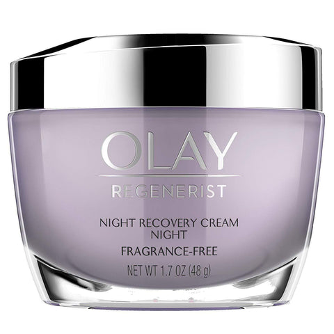Night Cream by Olay, Regenerist Night Recovery 48G