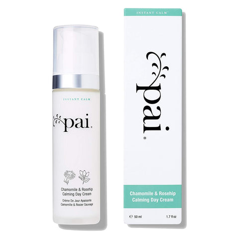 Pai Skincare Organic Chamomile and Rosehip Calming Day Cream 50 ml