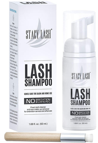 Stacy Lash Shampooing Extension de Cils + Brosse / 50ml