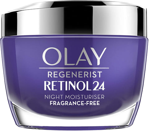 Olay Regenerist Retinol24 Night Cream moisturizer - Beautyshop.ie