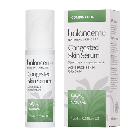 Balance Me Congested Skin Serum 15 ml - Beautyshop.ie