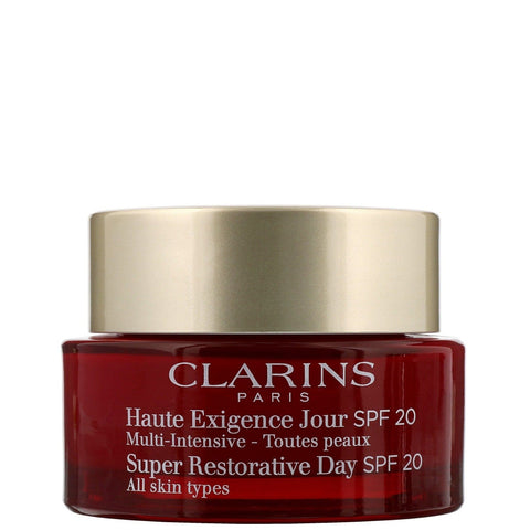 Clarins Super Restorative Day Cream SPF20 All Skin Types 50ml / 1.7 oz. - Beautyshop.ie