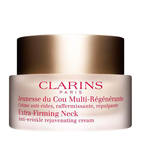 Clarins Extra Firmer Rejuvenating Cream pentru gât (50ml) - Beautyshop.ie