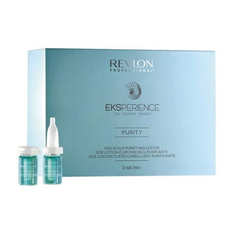 Purifying Lotion Eksperience Revlon (12 pcs)