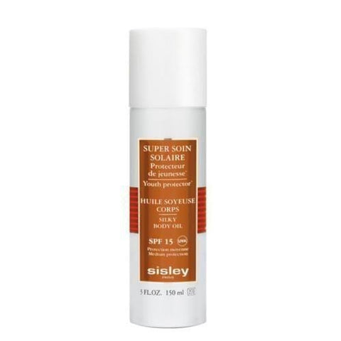 Olio per il corpo estivo Sisley Paris SPF15 - Beautyshop.it