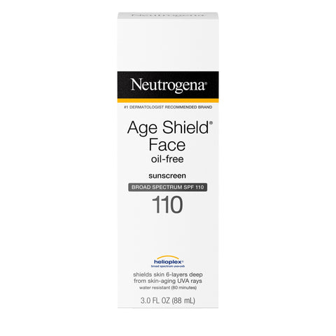 Neutrogena Age Shield Balsam do opalania, SPF 110 bez oleju (88ml) - Beautyshop.pl