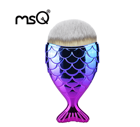 Mermaid Foundation Makeup Brush - Beautyshop.ie