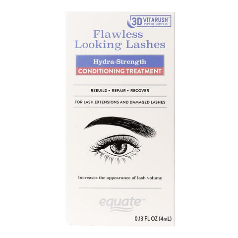 Equate Hydra-Strength Conditioning Lash Treatment with 3D VitaRush Peptide Complex - 4ml - Beautyshop.ro
