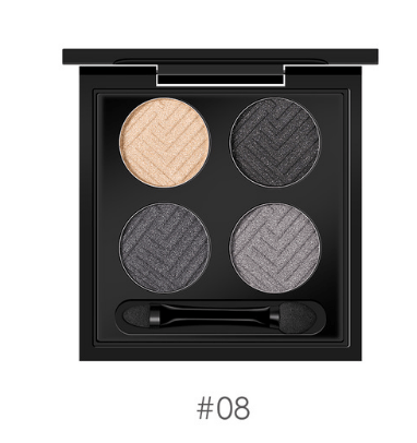 O.TWO.O 4 Colors Eye Shadow - Beautyshop.ie