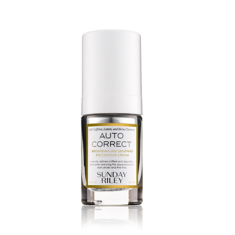 Sunday Riley Auto Correct Eye Cream - 15ml - Beautyshop.ie
