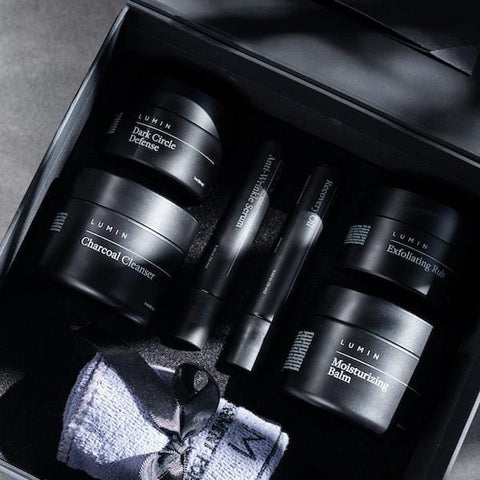 Lumin The Complete Skin Care Present Set