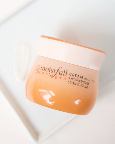 ETUDE HOUSE Moistfull Collagen Cream - 75ml - Beautyshop.ie