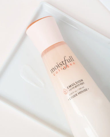 ETUDE HOUSE Emulsion Moistfull Collagène - 180ml - Beautyshop.ie