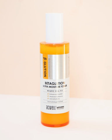 ACWELL Betaglution Ultra Moisture Toner - 150ml - Beautyshop.ie