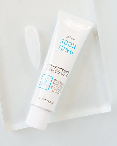 SoonJung Cica Balm-Panthensoside 5 - Beautyshop.ie