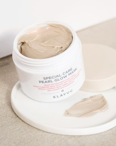 KLAVUU Special Care Pearl Glow Mask - 100ml - Beautyshop.cz