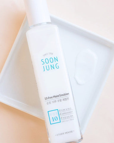 ETUDE HOUSE SoonJung 10 Doako Emultsio Moist - 120ml - Beautyshop.ie