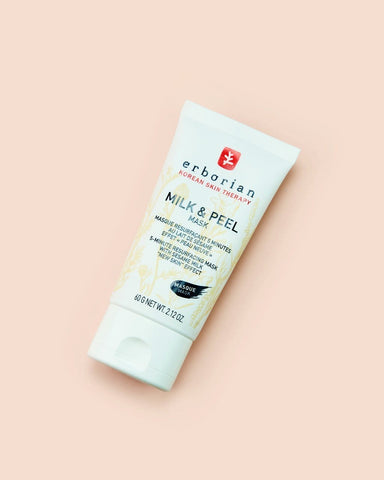 ERBORIAN Milk & Peel Mask - 60g - Beautyshop.ie