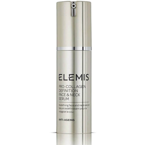 Elemis Pro-Collagen Definition sejas un kakla serums 30ml - Beautyshop.lv