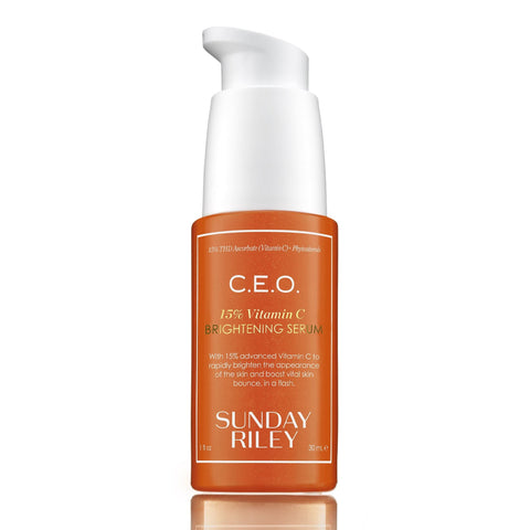 SUNDAY RILEY  C.E.O. 15% Vitamin C Brightening Serum - Beautyshop.ie