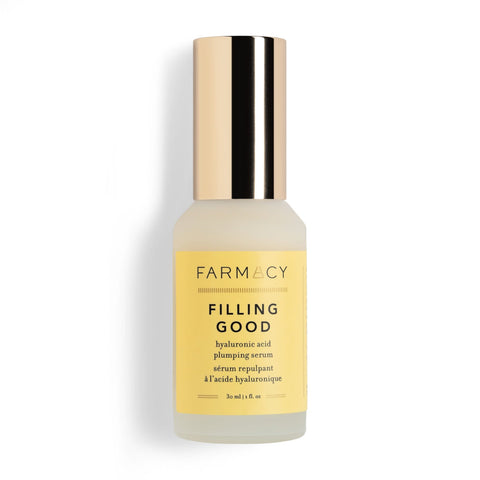 Farmacy Filling Good hialurono rūgšties putojantis serumas - 30ml - Beautyshop.lt