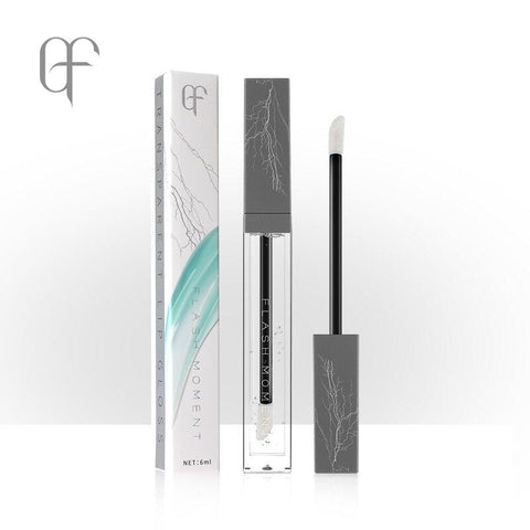 Humectante transparente para brillo de labios FlashMoment ™