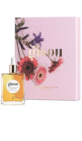 Gisou By Negin Mirsalehi Honey Infused plaukų aliejus - Beautyshop.ie